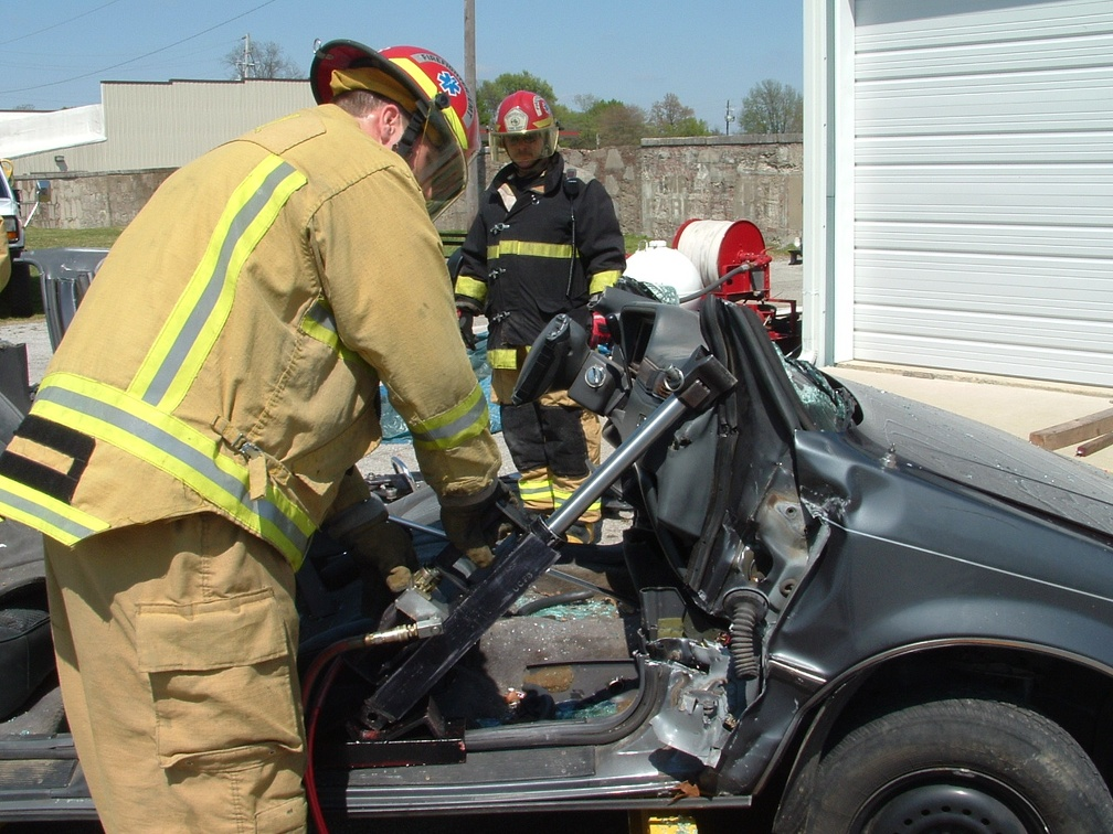 C Shift Extrication 4.19.07 011